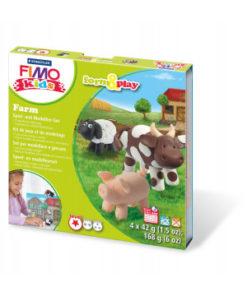 Staedtler FIMO kids form&play, Bastelset Farm