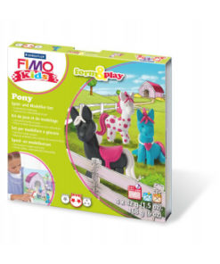 Staedtler FIMO kids form & play Pony, 1 Bastelset
