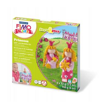 Staedtler FIMO kids form&play, Bastelset Princess