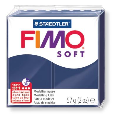 Ofenhärtende Modelliermasse Fimo, windsorblau
