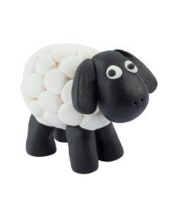 Schaf aus Fimo