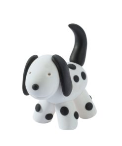 Hund aus Fimo