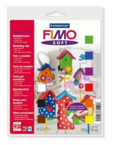 Staedtler Fimo Soft 9 Halbblöcke