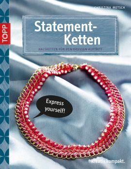 Bastelbuch für Statementketten
