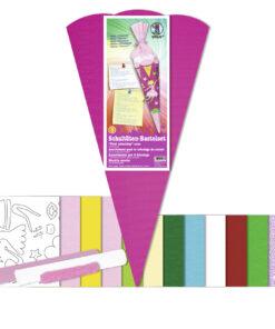Schultüten-Material Prinzessin 1