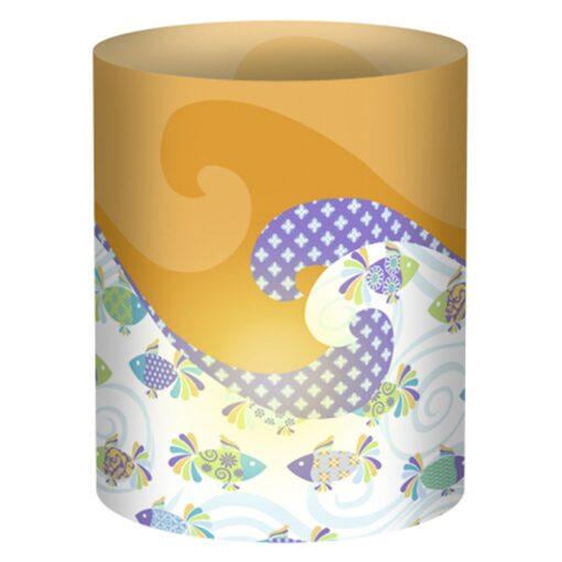 Ursus Mini-Tischlicht Welle, zum Basteln
