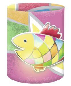 Ursus Mini-Tischlicht Fisch, zum Basteln