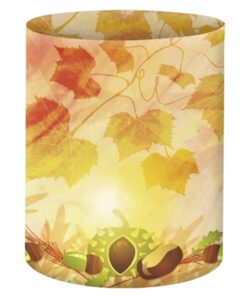 Ursus Mini-Tischlicht Herbst, zum Basteln