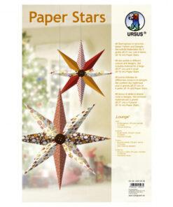 Ursus Paper Stars Lounge, Weihnachtssterne