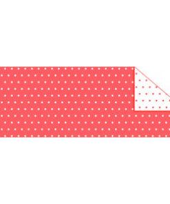 Ursus Pünktchen-Fotokarton mini, A4, rosa