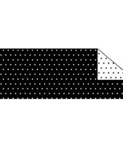 Ursus Pünktchen-Fotokarton mini, A4, schwarz
