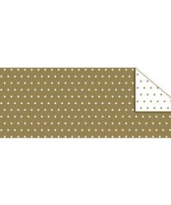 Ursus Pünktchen-Fotokarton mini, A4 taupe