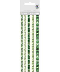 Ursus Bordüren-Sticker in grün