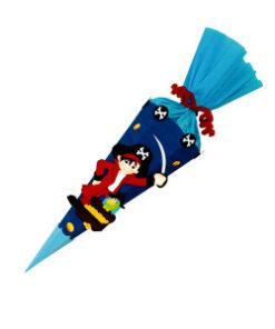 Ursus Bastel-Schultüte mini, Pirat