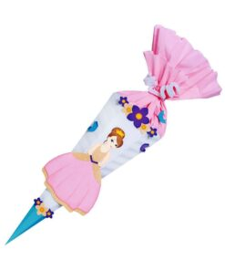 Ursus Bastel-Schultüte mini, Prinzessin