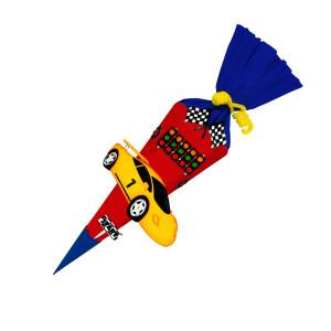Ursus Bastel-Schultüte mini, Rennwagen