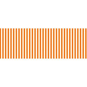 Ursus Streifen-Fotokarton mini, A4, orange