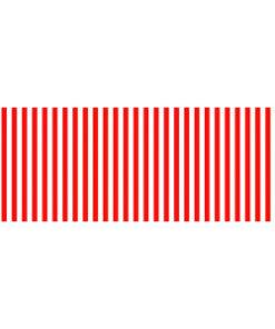 Ursus Streifen-Fotokarton mini, A4, rot