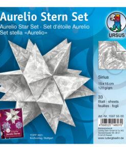Aurelio-Stern Faltblätter Sirius