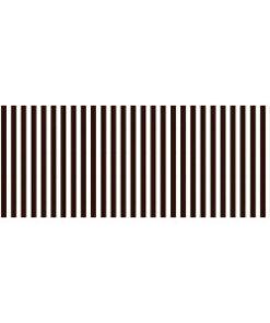 Ursus Streifen-Fotokarton mini, A4, mittelbraun