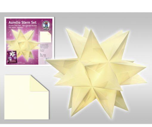 Ursus Aurelio-Stern Transparentpapier, creme