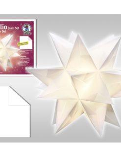 Ursus Aurelio-Stern Transparentpapier, weiß