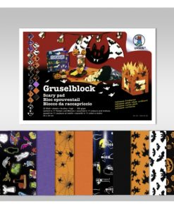 Ursus Bastelblock Gruselblock