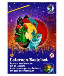 Ursus Laternen-Bastelset, Easy Line, Baby Drachen