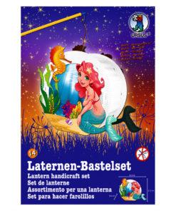 Ursus Laternen-Bastelset, Easy Line, Meerjungfrau