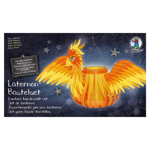 Ursus Laternen-Bastelset, Phönix