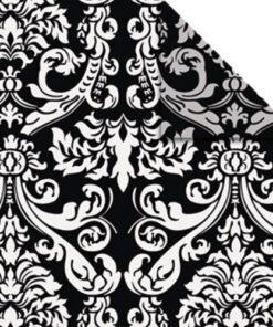 Faltblätter Aurelio-Stern, Black & White Wappen
