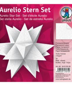 Ursus Aurelio-Stern Transparentpapier, Orient