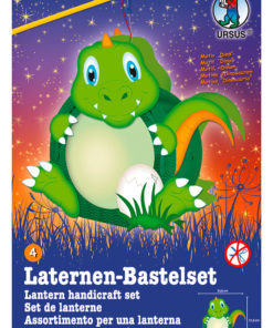 Ursus Laternen-Bastelset, Easy Line, Dino
