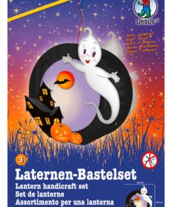 Ursus Laternen-Bastelset, Easy Line, Gespenst