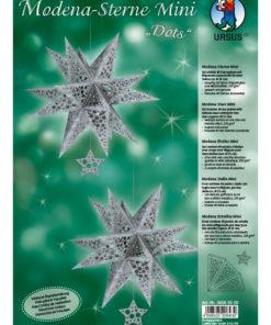 Ursus Modena-Sterne Mini, Bastelpackung