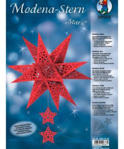 Ursus Modena-Sterne, Bastelpackung