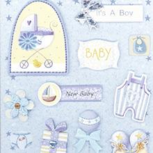 Baby-Sticker