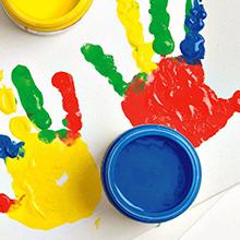 Fingerfarbe KIDS