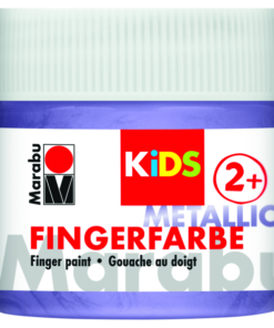Marabu Fingerfarbe KIDS 750 Metallic-Violett