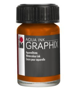 Marabu Aqua Ink Graphix 013 Orange