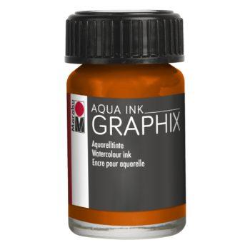 Marabu Aqua Ink Graphix 013 Orange