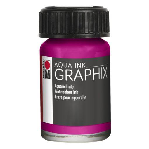 Marabu Aqua Ink Graphix 055 Magenta