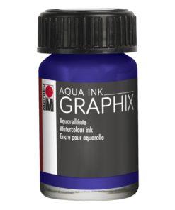 Marabu Aqua Ink Graphix 055 Violett dunkel
