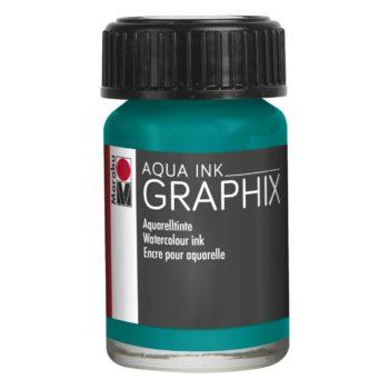 Marabu Aqua Ink Graphix 092 Petrol