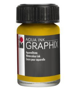 Marabu Aqua Ink Graphix 220 Sonnengelb
