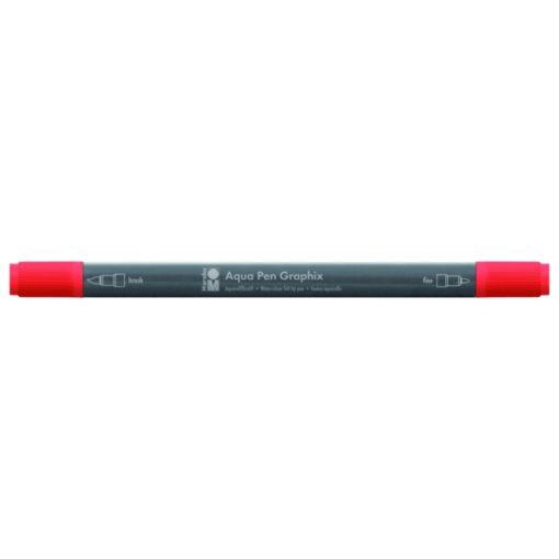 Marabu Aqua Pen Graphix 030 Zinnoberrot hell