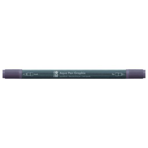 Marabu Aqua Pen Graphix 080 Rauchquarz
