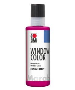 Marabu Window Color fun & fancy 005 himbeere 80 ml
