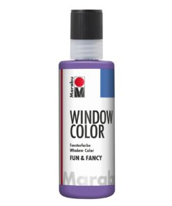 Marabu Window Color fun & fancy 007 lavendel 80 ml