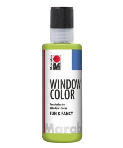 Marabu Window Color fun & fancy 061 reseda 80 ml